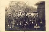 Soldaten des Landwehr-Infanterie-Regiments Nr. 382