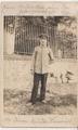 Heinrich Keldenich schreibt seiner Schwester aus französischer Kriegsgefangenschaft
