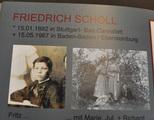 Fritz und Richard Scholl - Soldaten aus der Familie Scholl, Bad Cannstatt