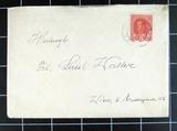 Propagandapostkarten und Korrespondenz von Aloisia Walter mit Franz Prisching