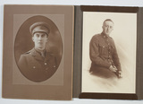 James Anthony (Jim) Murphy, Philip (Fip) Murphy, Harry and Philip Carney – serving on Western Front, and medics in The Great War.