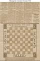 Dambord Mobilisatie 1914: Moed Beleid Trouw