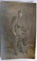 """Gedicht """"Ein Heldenleben"""" von Georg Zufall, der nach dem Krieg aus britischer Kriegsgefangenschaft zurückkehrt"""