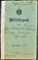 Feldwebel-Leutnant Heinrich Gude vom Jäger-Ersatz-Bataillon 9
