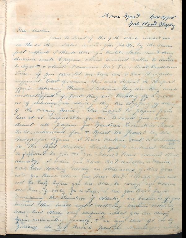 Europeana 1914 1918 Frederick Fox