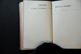 Notizbuch von Georg Gögelein