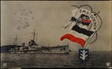 """Schlachtschiff  """"SMS Goeben"""""""