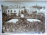 Hora Unirii la Iași cu voluntari ardeleni  (1917)
