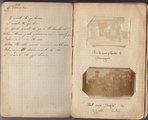 Een fragment uit het dagboek van soldaat Emiel Deschepper