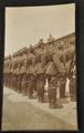 Fritz Scholl - Ausmarsch aus Ludwigsburg, die ersten Bilder vom Krieg