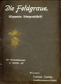 Kleukens-Archiv / 2) Druckwerke von C. H. und F. W. Kleukens an der Front