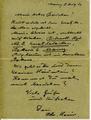 Kleukens Archiv / 3) Briefe von und an C.H. Kleukens