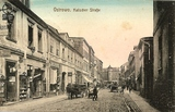 Feldpostkarte aus Ostrowo