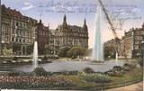 Feldpostkarte aus Löwen (Flandern)