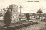 Feldpostkarte - Soldatenfriedhof in Sokolow