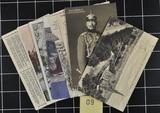 Postkarten an Fritz und Martha Pinsler nach Berlin