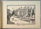 Album mit Drucken französischer Städte von Theodor Issel