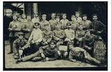 Ausbildung in der Armee-Starkstrom-Abteilung 1916