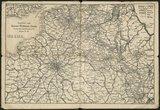 Karten der West-, Ost-, Italien- und Balkanfront