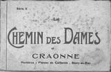 """Postkaarten """"Le Chemin des Dames et Craonne"""""""
