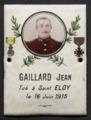 Jean GAILLARD, un fils dans la guerre