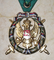 Montenegro Order of Freedom ('Christmas Uprising')