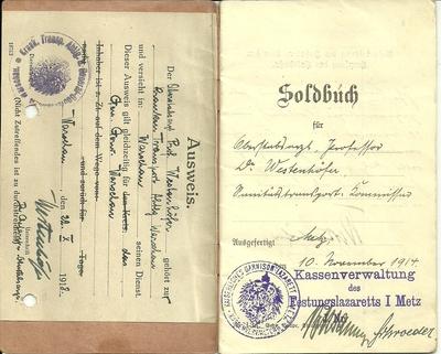 Soldbuch v. Oberstabsarzt Max Westenhöfer0001.jpg