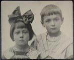 PH020 Věra Špačková - praprababicka z Ruska a její rodina