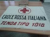 Telo Croce Rossa Italiana 1918