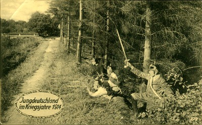 A Postkarte Knackstedt & Co Hamburg 22 Nr.279.bmp
