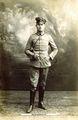 Georg Köbrich Hauptmann im 1. Weltkrieg