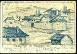 Vodovrat in Mazedonien: Eine Skizze von 1916