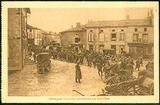 Schlacht um Verdun: französische Gefangene in Damvillers