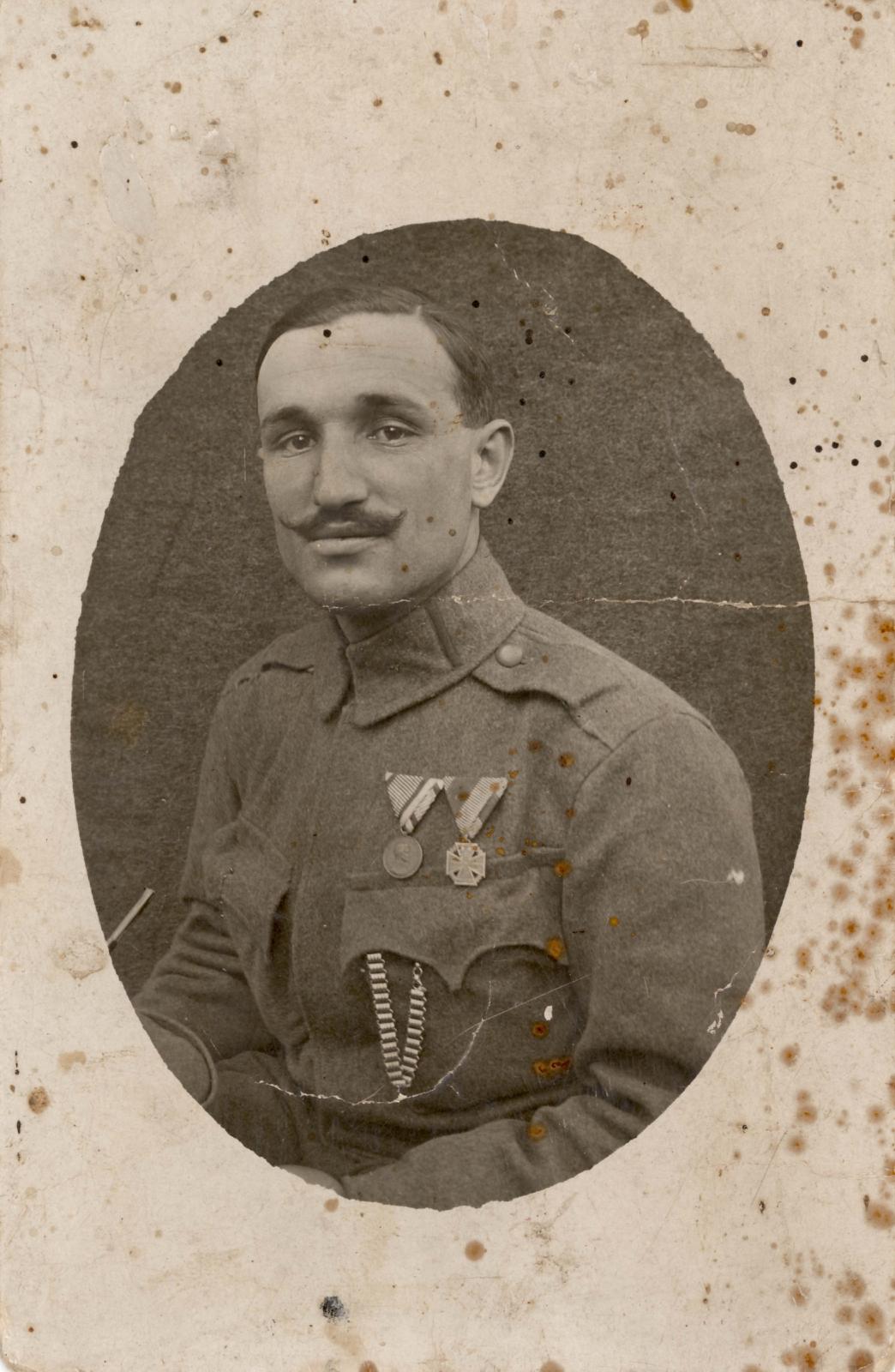 Povestea lui Dumitru Bucur din Veştem în primul Război Mondial