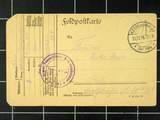 Feldpostkarten von Karl Bade