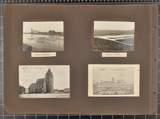 Album mit Fotos und Feldpostkarten