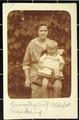 Feldpostkarte an den Ersatzreservisten Franz Bentzien