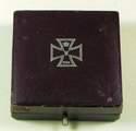 Eisernes Kreuz I. Klasse von Franz Burmeister (19.09.1883-06.09.1918)