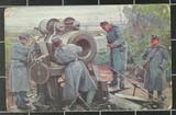 Postkarten von Emil Bachmann und Herrn Fehr aus Regensburg