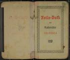 Tagebuch, Fotos und Briefe von Michael Dünninger und seiner Familie