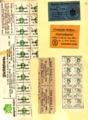 Lebensmittelkarten 1916