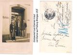 Feldpostkarten von und an Oberjäger Rudi Mayer