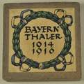 Medaillen und Orden, entworfen vom Künstler Karl Huber