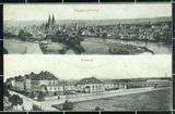 Feldpostkarten, Lageskizzen, Erinnerungsstücke von Alois Black