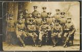 Gruppenfoto von Soldaten