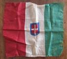 Italian Silk Flag