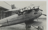 Flugzeug-Erprobung im 1.Weltkrieg