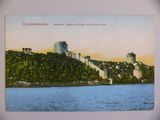 Baku, Konstantinopel
