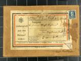 Feldpost aus dem Besitz von Michael Ruhland