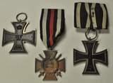 Drei Orden von Karl und Johann Schaller